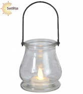 Свеча LED Фонарь JAR 9.5 см