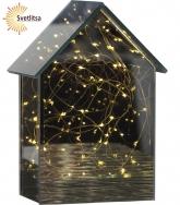 Фигура светящаяся MIRROR HOUSE