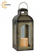 Свеча LED Фонарь DOME 28.5 см