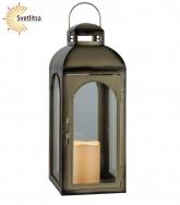 Свеча LED Фонарь DOME 43 см