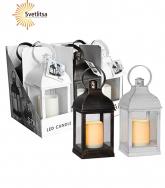 Свеча LED Фонарь Lantern 25 см