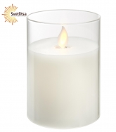Свеча LED в стакане М-TWINKLE 10 см