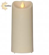 Свеча LED M-TWINKLE 17.5 см