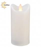 Свеча LED BIANCO 15 см
