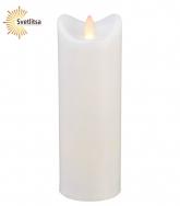 Свеча LED BIANCO 20 см