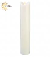 Свеча LED BIANCO 40 см