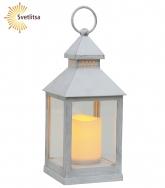 Свеча LED Фонарь Lantern 24 см