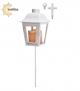 Мемориальный фонарик c LED свечой SERENE