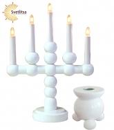 Светильник декоративный BODIL + KUL в комплекте с подсвечником
