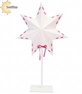 Звезда на подставке Vira 54 см