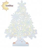 Светильник декоративный Snowflake Tree 45 см