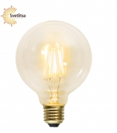 Лампочка универсальная Сarbon filament Е27 LED