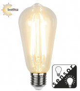 Лампа SENSOR Е27 LED
