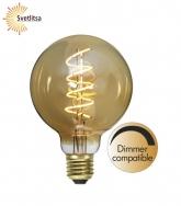 Лампа FLEX FILAMENT Е27 LED Ø95