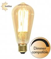 Лампа VINTAGE GOLD Е27 LED