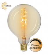 Лампа SPIRAL FILAMENT Е27 LED Ø125