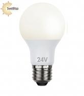 Лампа LOW VOLTAGE Е27 LED 24V AC/DC