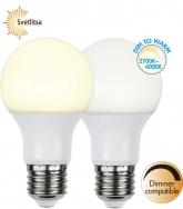 Лампа DIM TO WARM Е27 LED