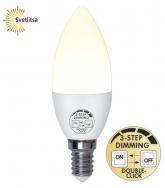 Лампа DOUBLE CLICK Е14 LED