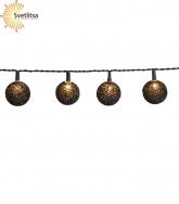 Гирлянда Ball 20 шаров-мягкие