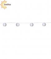 Гирлянда RISE BALL WHITE