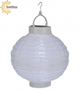 Садовый фонарик Solar energy белый