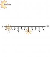 Провод расширения сосульки 3х0,4 м (мерцает)