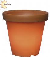Светильник-горшок Pot