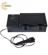 Батареечный блок питания для гирлянд Serie LED
