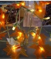 Гирлянда с листьями MICRO TREND