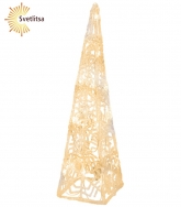 Фигура светящаяся Crystal Cone