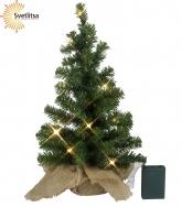 Ель в мешочке TREE 45 см
