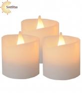 Свеча LED комплект 3 свечи.
