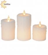 Свечи LED комплект 3 свечи