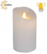 Свеча LED с эффектом живого пламени