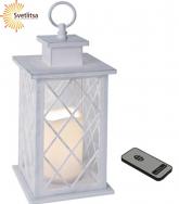 Фонарь LED Jaipur Lantern 30 см