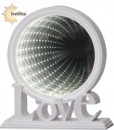 Фигура светящаяся  MIRROR LIGHT 20,5 см