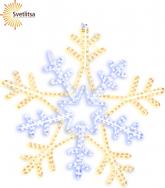 Подвес снежинка SNOWFLAKE